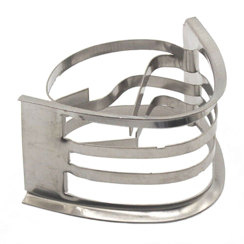 Metal Intalox Saddle