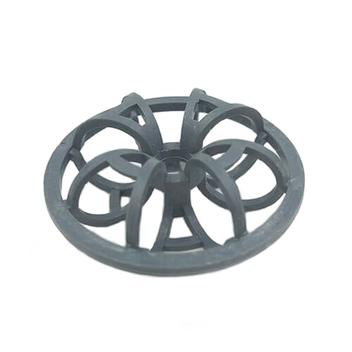 Plastic Teller Rosette Ring